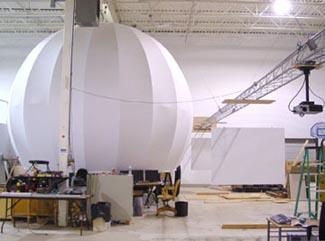 Holo-dek Globe