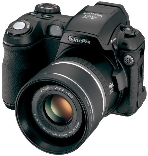 Fuji FinePix S5100 Zoom