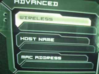XBox Live Wireless Configuration