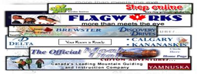 Banners, advertenties