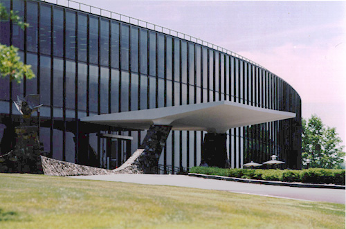 IBM Watson Research Center in Yorktown, New York