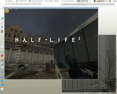 Half-Life 2 onder Cedega 4.2 thumbnail