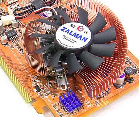 Zalman VF700-Cu VGA-koeler