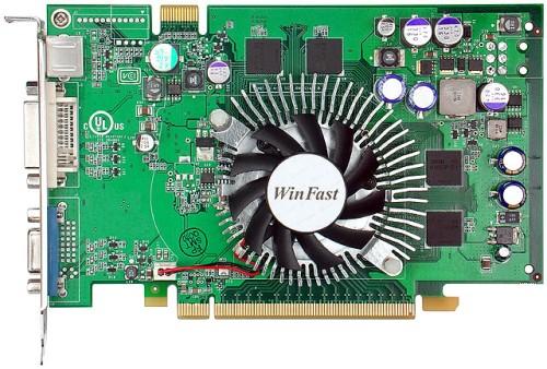 Leadtek WinFast PX6600 GT TDH