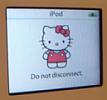 iPod met aangepaste firmware
