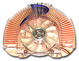 Jetart JACSH1 VGA koeler