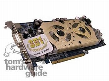 Gigabyte 3D1: SLI op één videokaart