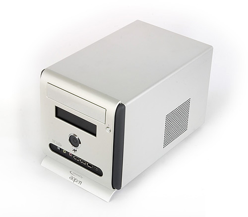 AOpen XC Cube EY855 perspic