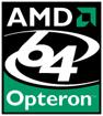 AMD Opteron logo (klein)