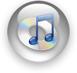 iTunes logo (klein)