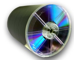 DVD-spindel