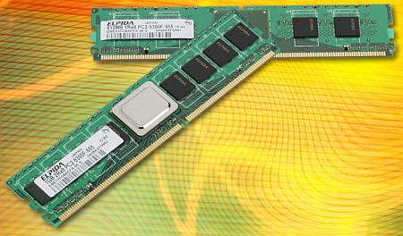 Elpida FB-DIMM-modules