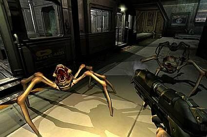 Doom III onder Linux
