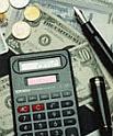 geld, rekenmachine (kleiner)