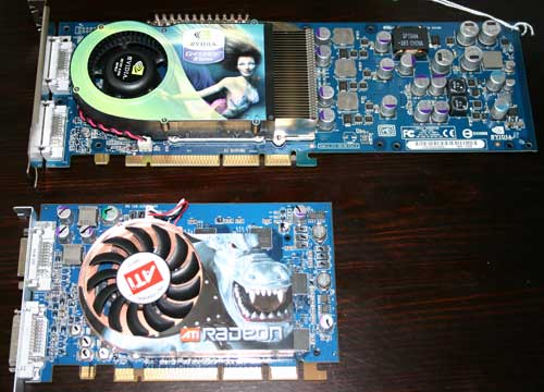 NVIDIA's GeForce 6800 Ultra DDL vs. ATI's X800 XT Mac Edition