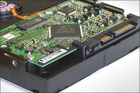 Seagate Barracuda 7200.8 stroomconnector