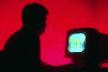 Hacker (klein, rood)