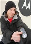 Motorola snowboardgear - mouwpaneel