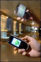 SCH-S310 mobiele telefoon
