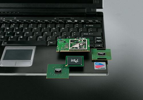 Intel Centrino Sonoma-platform