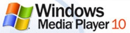 Windows Media Player 10 logo (klein)