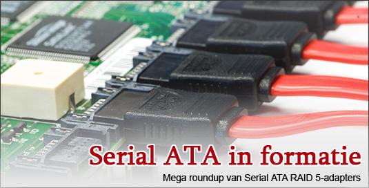 SATA RAID 2005 review header