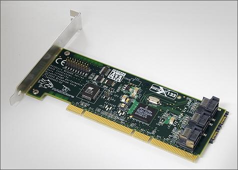 SATA RAID 2005 review: RAIDCore BC4852