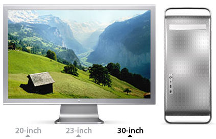 Apple Cinema HD Display 30