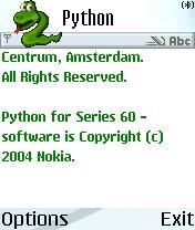 Python op gsm's