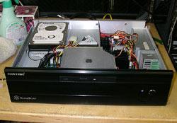 AMD Geode NX-systeem