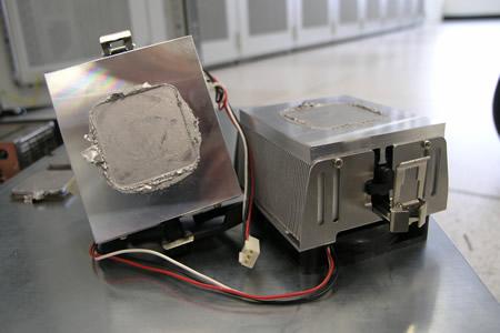 Apollo's besmeurde koelers