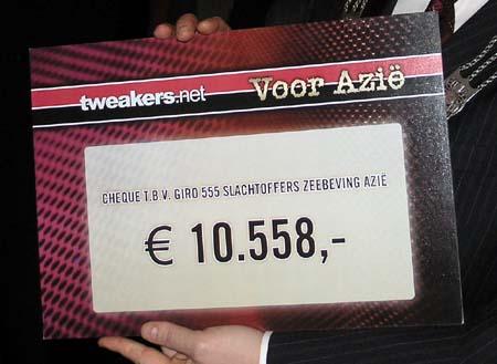 cheque azie