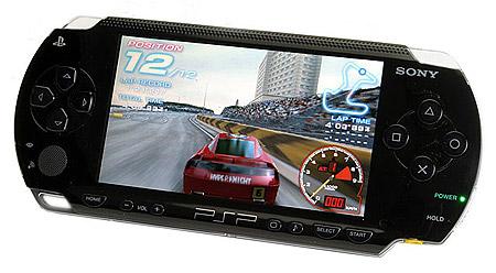 Sony PSP (niet meer huge ;))
