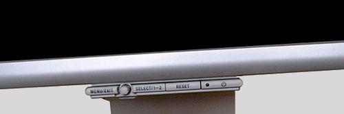 Nec 1970NX knopjes