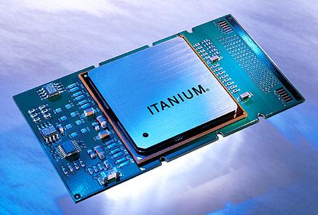 Intel Itanium perspic