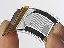 Seiko Epson flexibele microprocessor