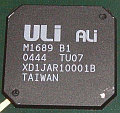 Albatron ULi-chipset