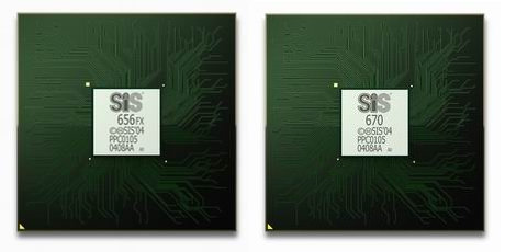SiS-chipsets