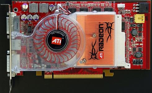 ATi X850 512MB a