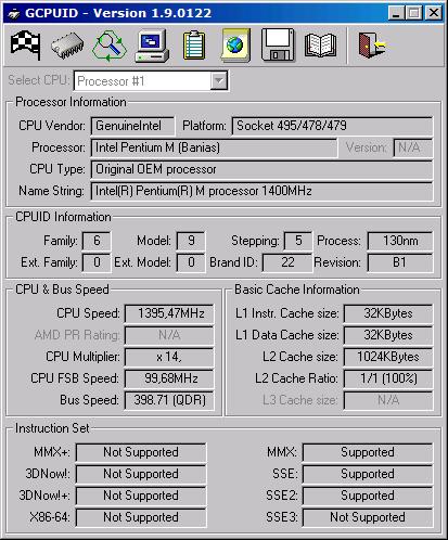 GCPUID 1.9.0122