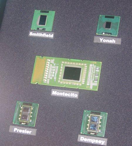 IDF 2005 - dual-core processors