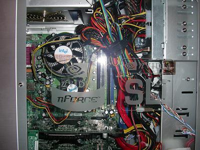 Democase met nForce4 moederbord voor Pentium 4