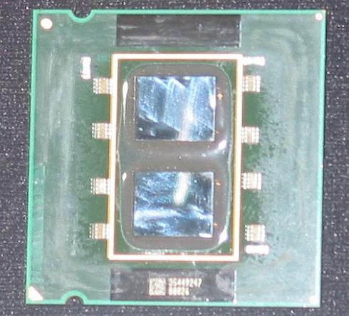 Dual core Xeon DP Dempsey