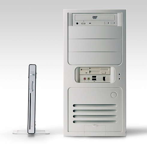 IDF 2005: Napa - desktop pc (490 pixels)