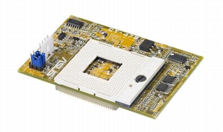 Asus Pentium M naar Pentium 4 Converter