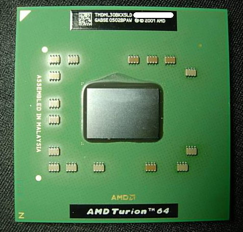 AMD Turion 64-processor