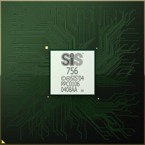SiS 756