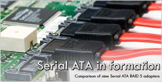 SATA RAID review - Engelse intropic v2.0