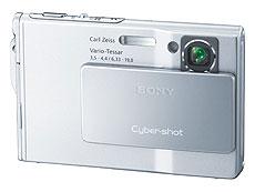 Sony Cyber-shot DSC-T7 - voorkant