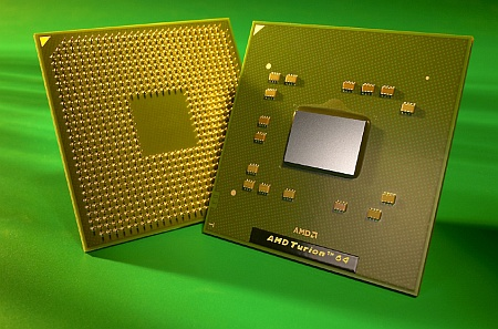 AMD Turion 64-processors